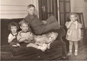 Cousins c. 1946