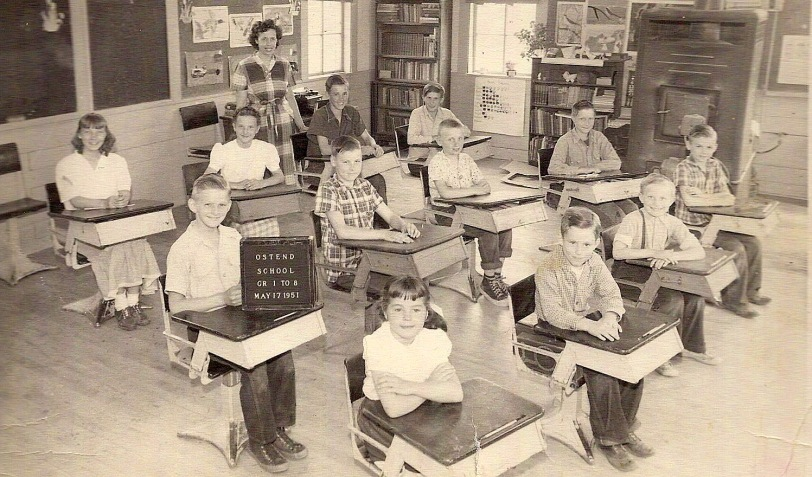 Ostend School 1951