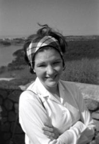 Linda at Scargo Tower