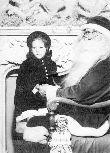 Linda Miller's Santa