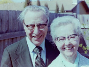 Bernice & Roland Wolseley