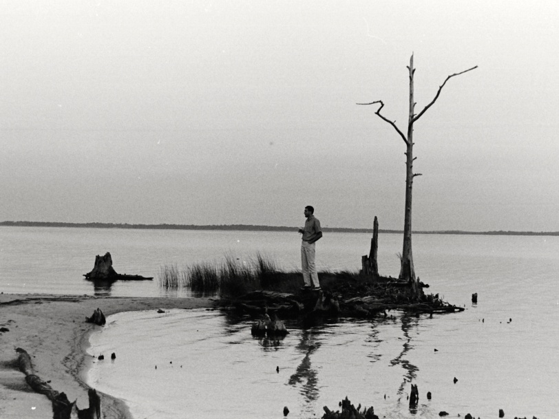 Jim Bettiga on Mobile Bay